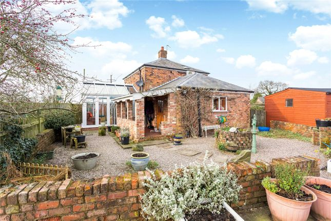 Thumbnail Detached house for sale in Pickmere Lane, Pickmere, Knutsford, Cheshire