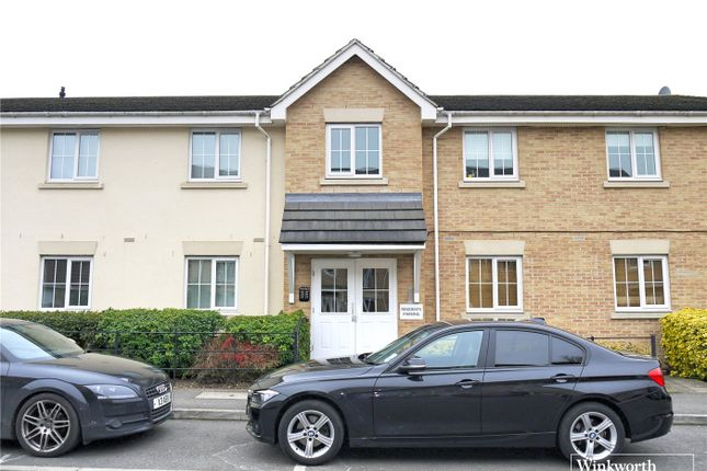 Thumbnail Flat to rent in Coleridge Way, Borehamwood, Hertfordshire