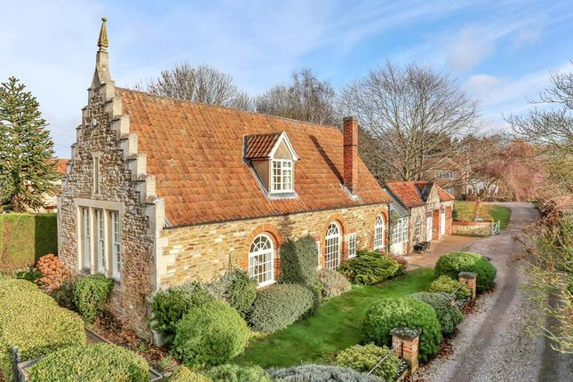 Thumbnail Detached house for sale in Low Road, Manthorpe, Grantham