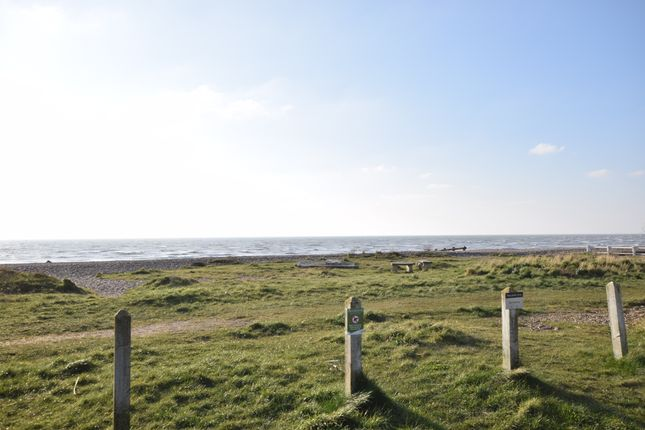 Beach of Eastbourne Avenue, Pevensey Bay BN24