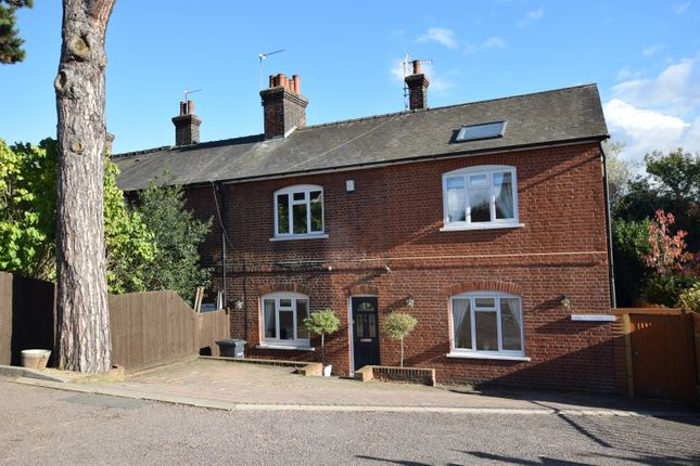 Thumbnail Property to rent in Station Road, Broxbourne