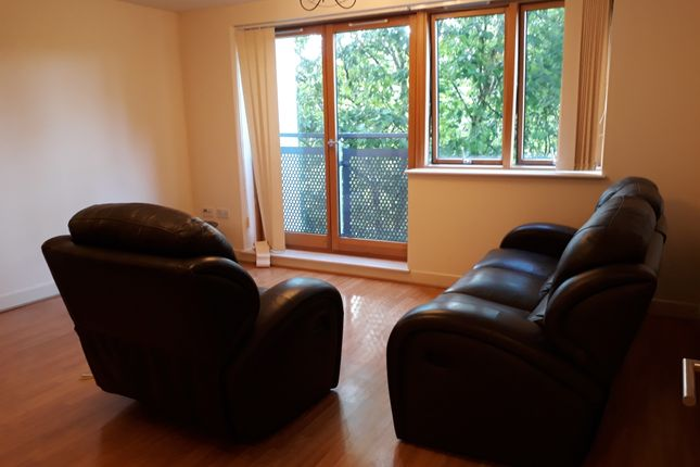 Thumbnail Flat to rent in Rathnew Court, London