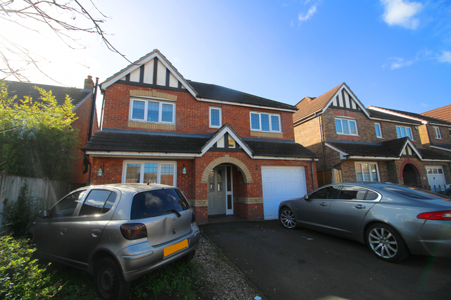 Thumbnail Detached house for sale in Hatters Court, Nuneaton And Bedworth, Warwickshire