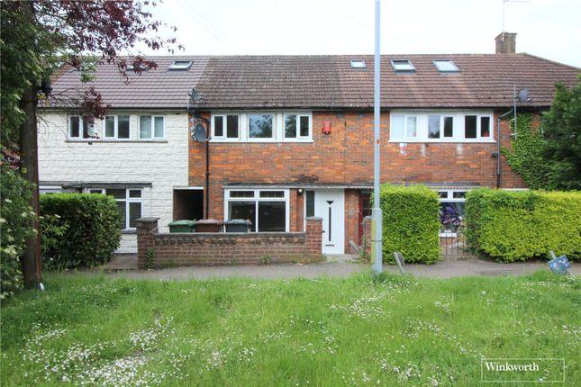 Thumbnail Terraced house for sale in Theobald Street, Borehamwood, Hertfordshire