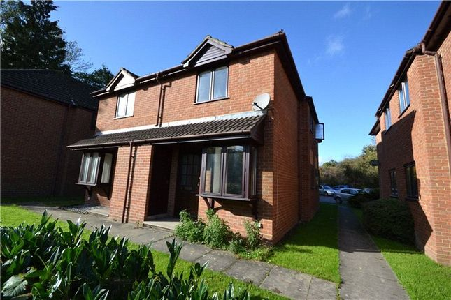 1 bed terraced house for sale in Oak View, Finchampstead Road, Wokingham, Berkshire