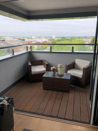 Private Balcony of Elstree Way, Borehamwood WD6