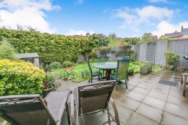 Garden of Sunderton Road, Kings Heath, Birmingham, West Midlands B14