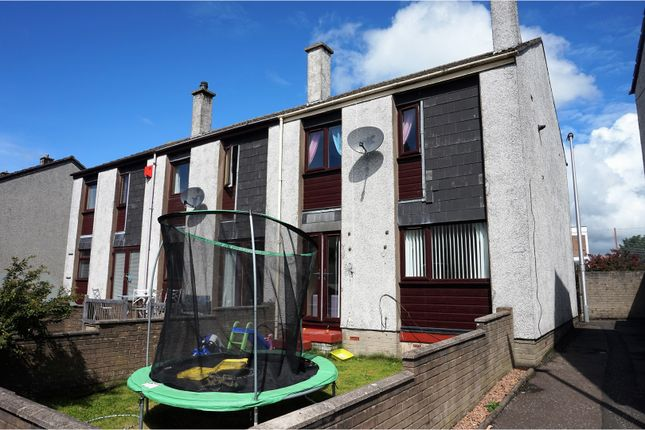 Thumbnail Terraced house for sale in Mount Pleasant, Glenrothes