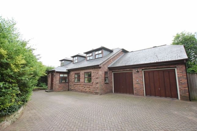 Thumbnail Detached house for sale in Well Lane, Gayton, Wirral