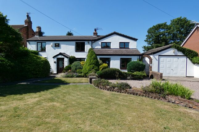 Thumbnail Detached house for sale in Hall Lane, Lydiate, Liverpool