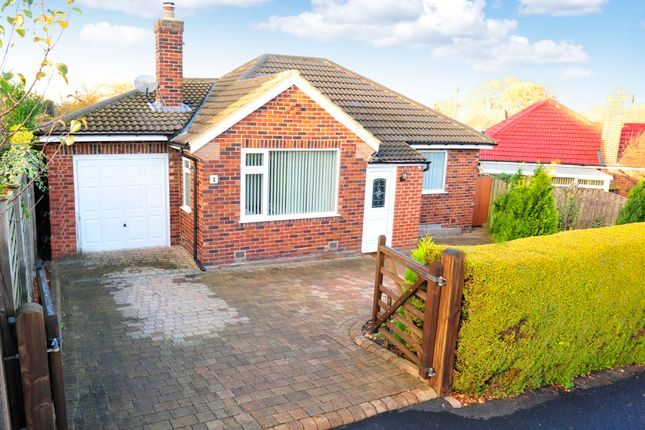 Thumbnail Detached bungalow for sale in Olive Walk, Harrogate