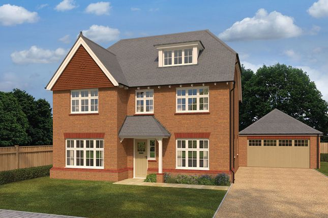 "Thumbnail Detached house for sale in ""Highgate 5"" at Avon Industrial Estate, Butlers Leap, Rugby"