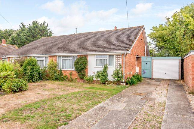 Thumbnail Semi-detached house for sale in Godwin Way, Chichester, West Sussex