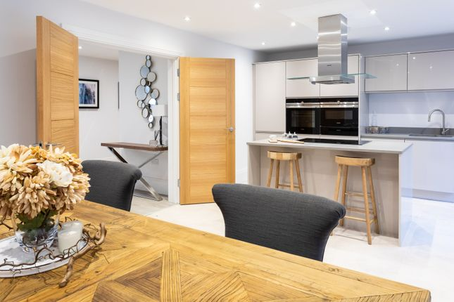 Thumbnail Detached house for sale in Oak House, Lostock Hall Road, Poynton