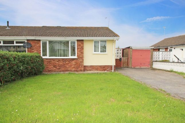 Thumbnail Bungalow to rent in Min Y Don, Abergele