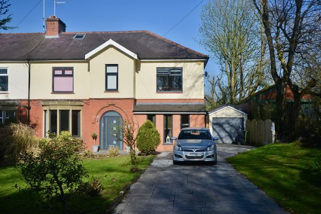 Thumbnail Semi-detached house for sale in Manchester Road, Baxenden, Accrington