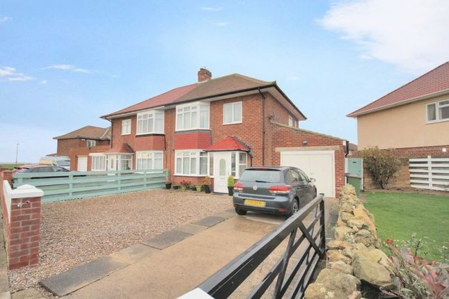 Thumbnail Semi-detached house for sale in The Headlands, Marske-By-The-Sea, Redcar
