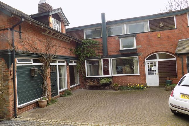 Thumbnail Detached house for sale in North Avenue, Ashbourne Derbyshire