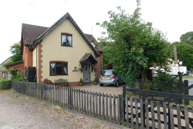 Thumbnail Detached house for sale in Wickham Road, Finningham, Stowmarket