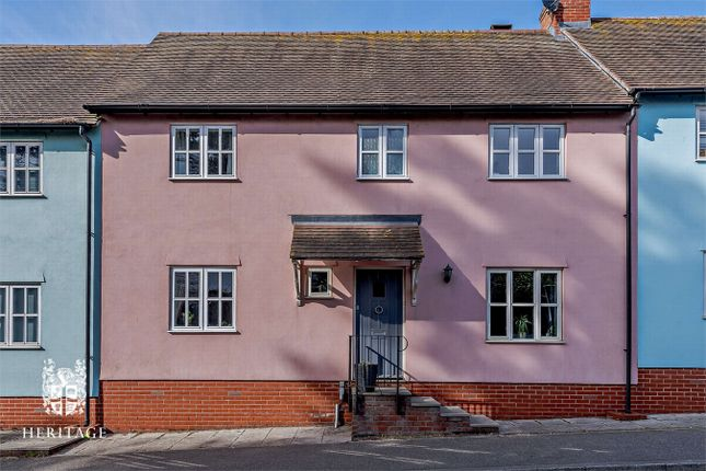 Thumbnail Terraced house for sale in Toll House Cottages, Colchester Road, Coggeshall, Essex