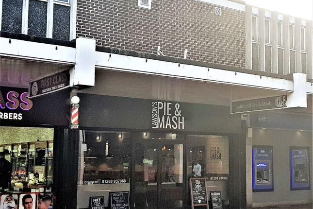 Thumbnail Restaurant/cafe to let in East Walk, Basildon
