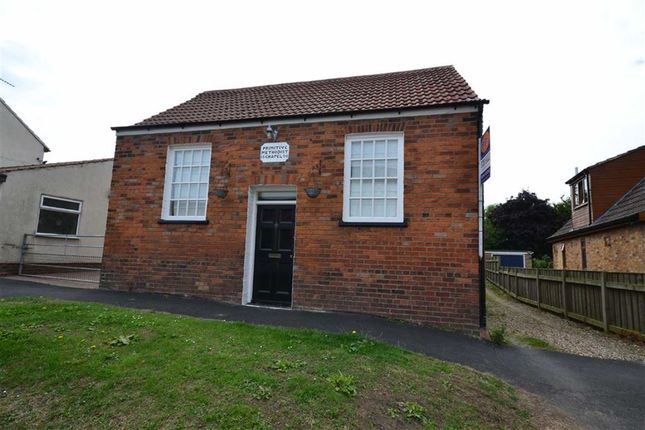 Thumbnail Detached house for sale in Cliff Road, Atwick, East Yorkshire