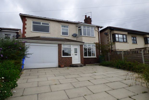 Thumbnail Detached house to rent in Bolton Road, Bury