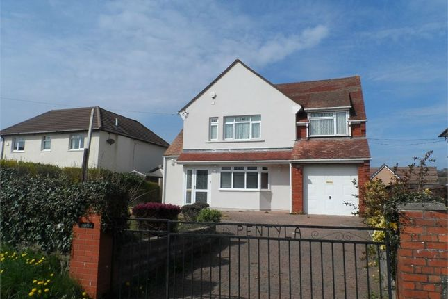 Thumbnail Detached house for sale in Pennar Lane, Newbridge, Newport