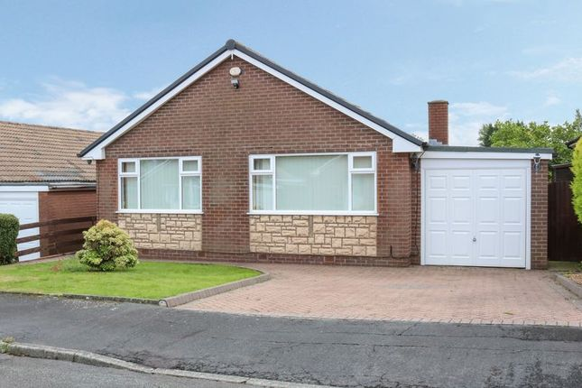 Thumbnail Detached bungalow for sale in Winsford Grove, Ladybridge, Bolton