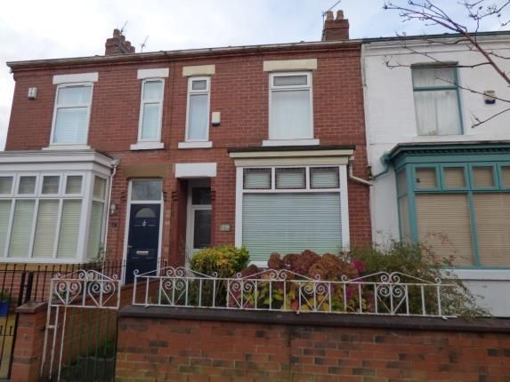 Thumbnail Terraced house for sale in Cranbourne Road, Old Trafford, Manchester, Greater Manchester