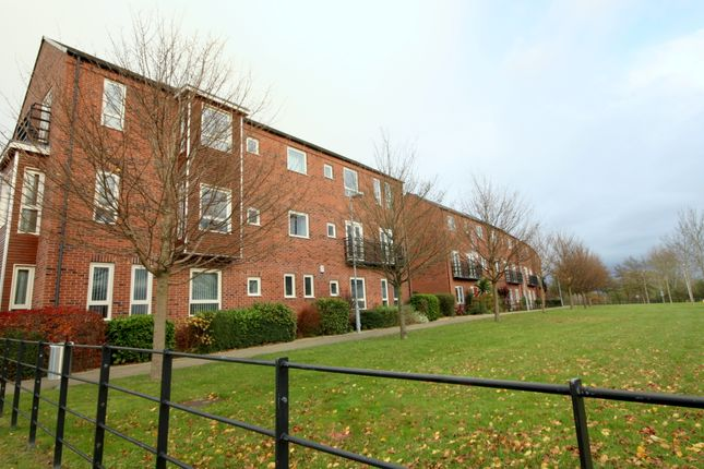 Thumbnail Flat to rent in Davy Road, Allerton Bywater, Leeds