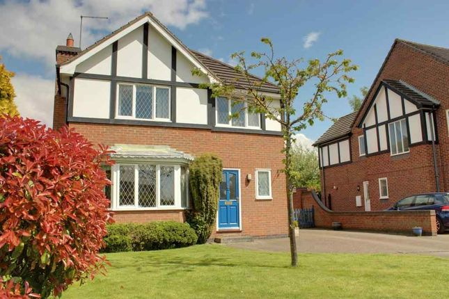 Thumbnail Detached house for sale in Woodhall Park, Beverley