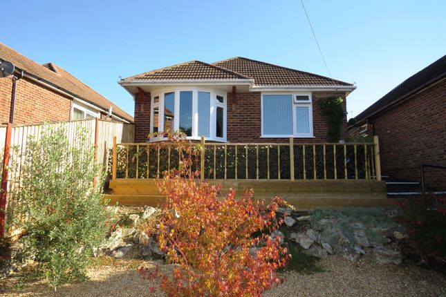 Thumbnail Detached bungalow for sale in Springford Crescent, Southampton