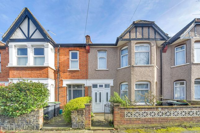 Thumbnail Terraced house for sale in Stirling Road, Wood Green