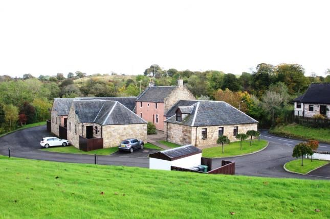 Thumbnail End terrace house for sale in Newhousemill Road, St. Leonards, East Kilbride