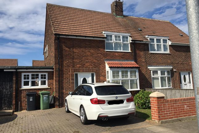Thumbnail Property to rent in Airdrie Grove, Hartlepool