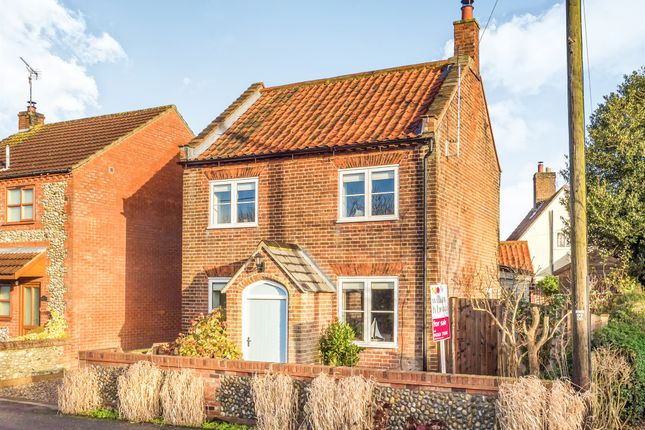 Thumbnail Detached house for sale in The Street, Bodham, Holt
