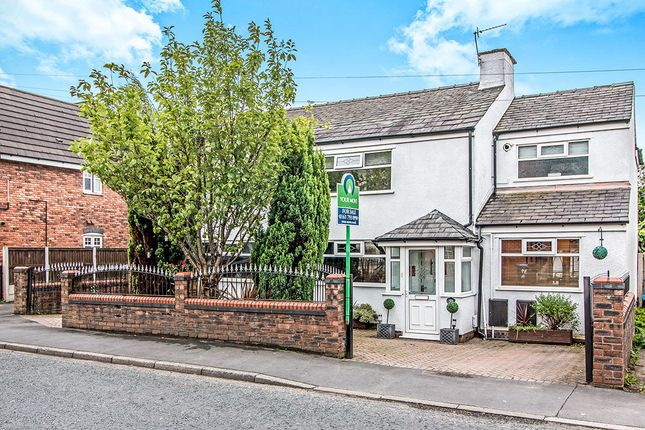Thumbnail Detached house for sale in Moorside Road, Swinton, Manchester