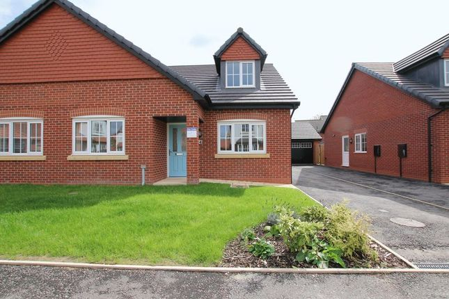 Thumbnail Semi-detached bungalow for sale in Plot 4, The Howgill, Walton Gardens, Liverpool Road, Hutton