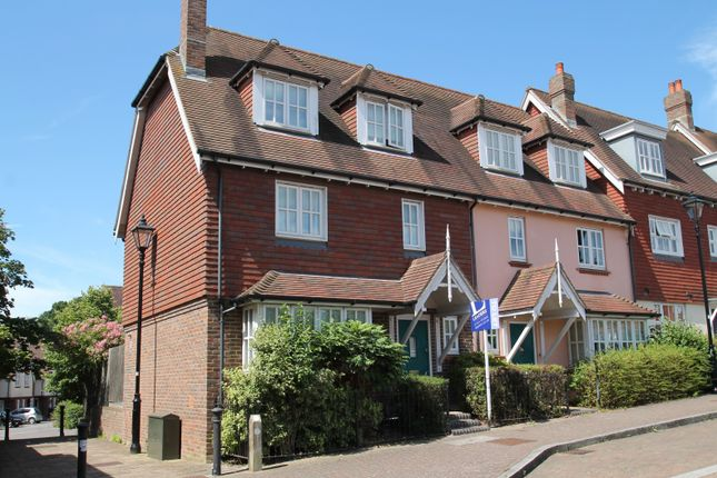 Thumbnail End terrace house to rent in Updown Hill, Bolnore Village, Haywards Heath