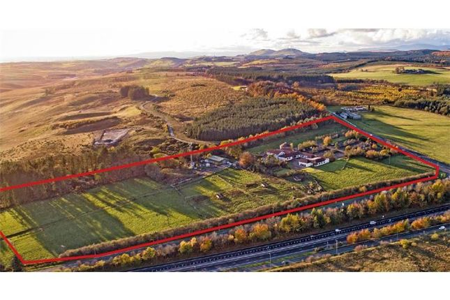 Thumbnail Land for sale in J4, M90, Kelty, Fife