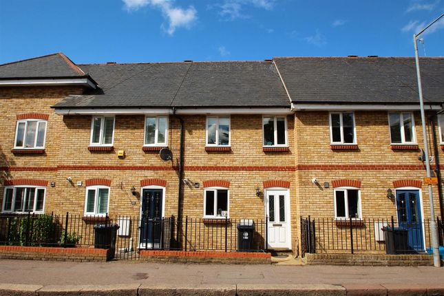 Thumbnail Terraced house for sale in Station Road, Ware