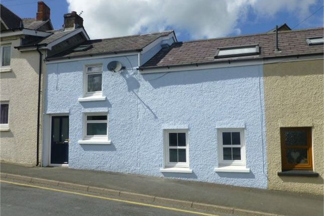 Thumbnail Cottage for sale in Chapel Street, Tregaron, Ceredigion