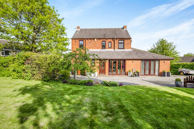 Thumbnail Detached house for sale in Fearnley Drive, Ossett