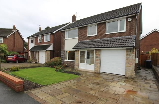 Thumbnail Detached house for sale in Vaudrey Drive, Cheadle Hulme, Cheadle
