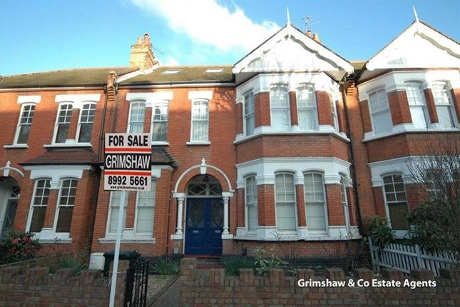 Thumbnail Flat for sale in Woodgrange Avenue, Ealing, London