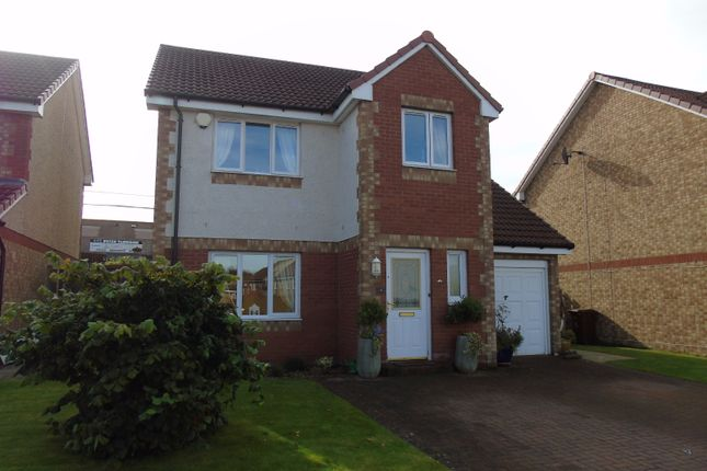 Thumbnail Detached house for sale in Lilyloch Gardens, Caldercruix, Airdrie ML6, Airdrie,