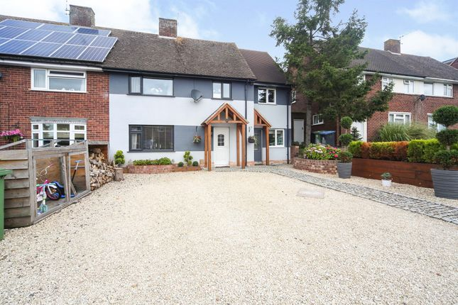 Thumbnail Semi-detached house for sale in Justins Avenue, Stratford-Upon-Avon