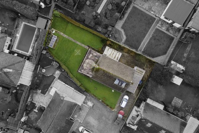 Drone Overview of 9 Haylett Lane, Haverfordwest SA61
