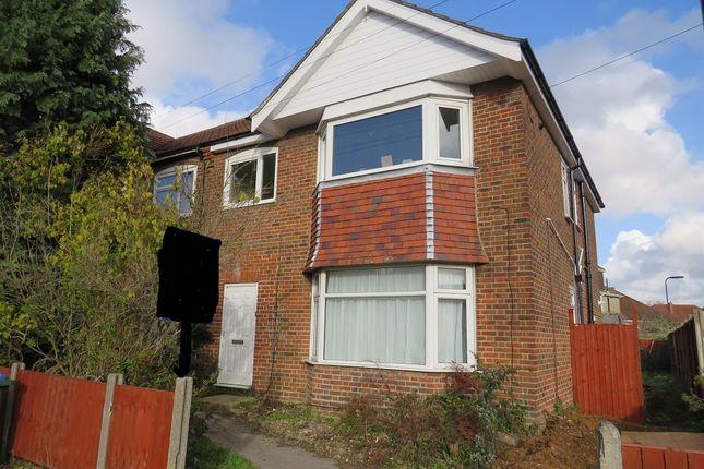Thumbnail Flat for sale in Wilton Road, Shirley, Southampton
